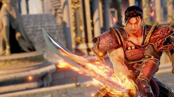 PSX 2017: Watch the 10 Minute SoulCalibur VI Gameplay Preview