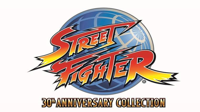 'Street Fighter' anthology brings online play to classic brawlers