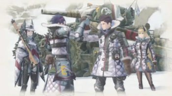 Watch the First Gameplay Videos of Valkyria Chronicles 4