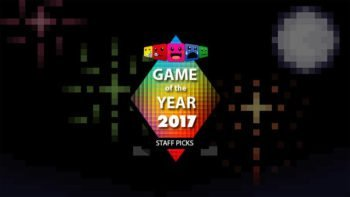 Attack of the Fanboy Top 10 Games of 2017 Staff Lists