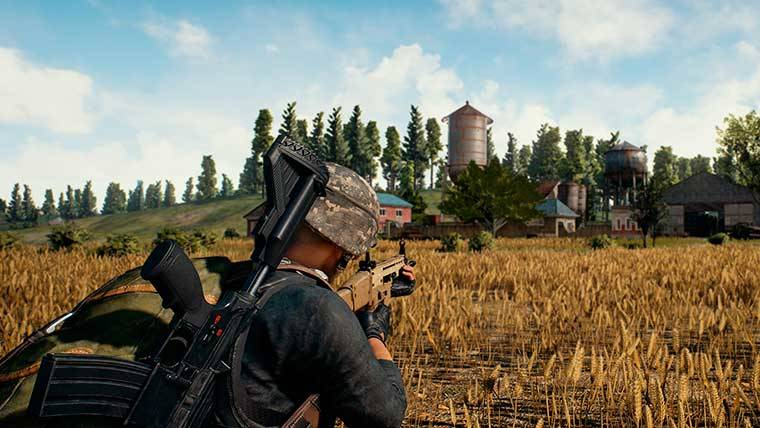 PUBG PlayerUnknown's Battlegrounds PC GAMES