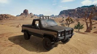 PUBG Getting Off-Road Truck Exclusive to New Desert Map