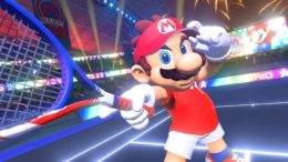 Mario Tennis Aces Coming to Nintendo Switch