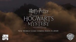 Harry Potter: Hogwarts Mystery Trailer Revealed