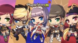 MapleStory M Beta Available (Almost) Globally