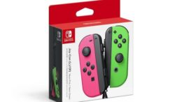 Neon Pink and Green Joy-Cons to be Sold Separately from Splatoon 2 Bundle