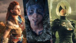 How was 2017's Depiction of Women in Video Games?