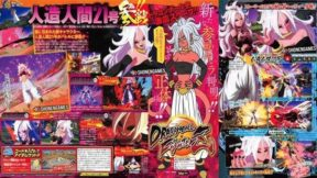 Dragon Ball FighterZ Adds Android 21 As Playable Character