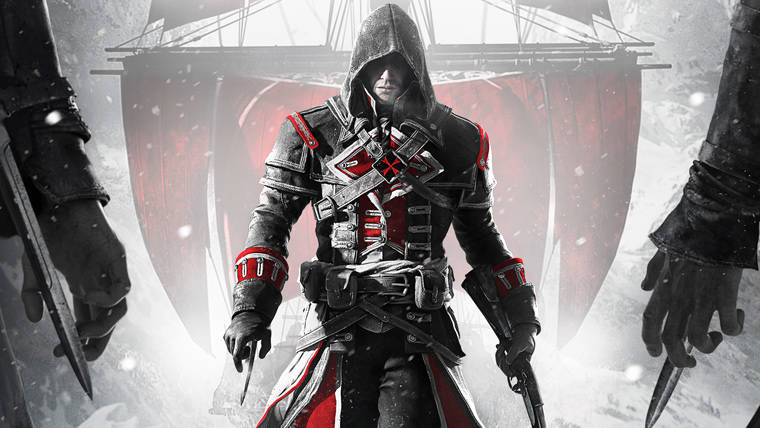 Xbox One Xbox Ubisoft PlayStation 4 playstation Assassin's Creed Rogue Remastered