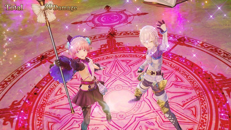 Atelier Lydie and Suelle