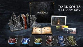 The Dark Souls Trilogy Box Set Looks Gorgeous