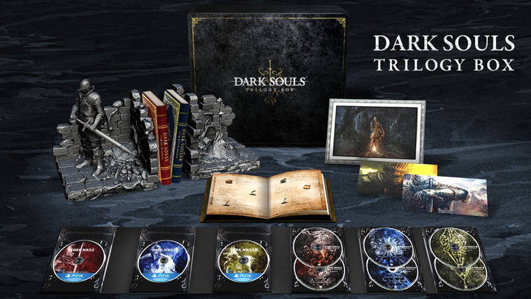 Dark Souls: Remastered Announced, Coming May 25