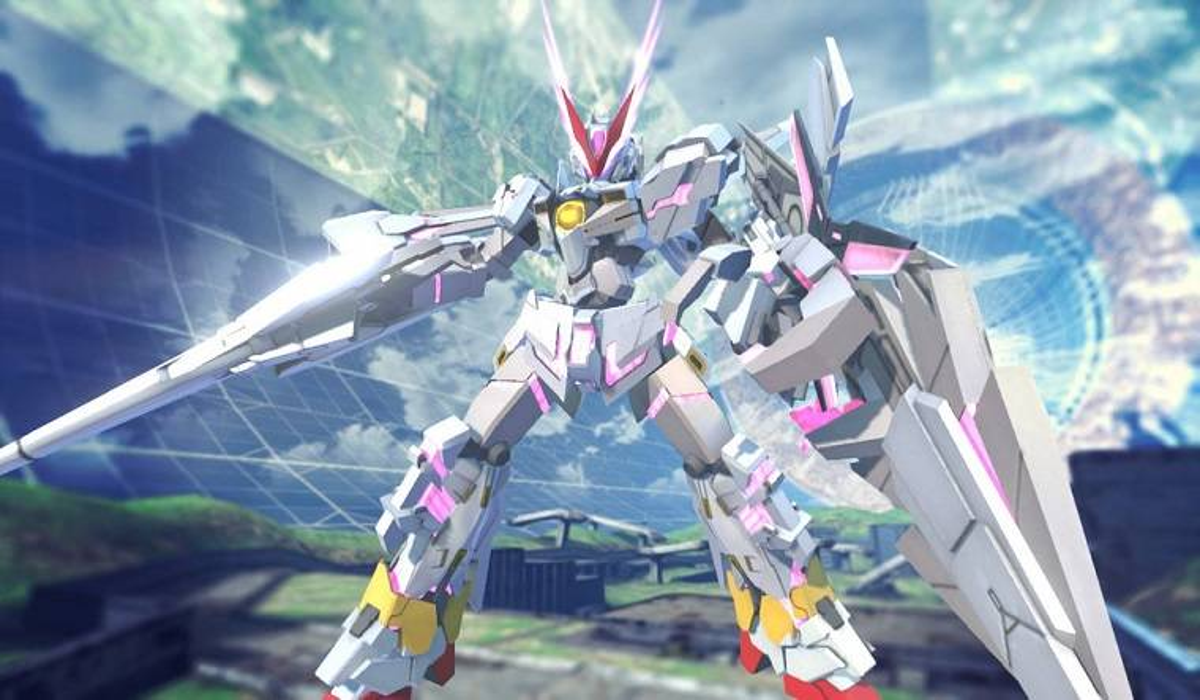 Hasil gambar untuk 2. New Gundam Breaker