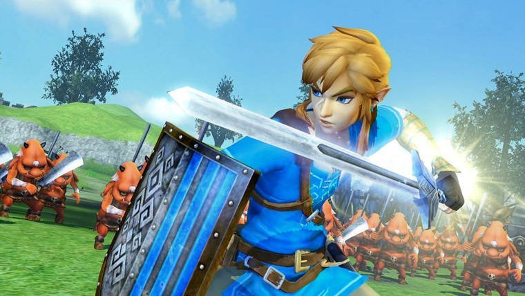 Nintendo Switch Nintendo Koei Tecmo Hyrule Warriors: Definitive Edition