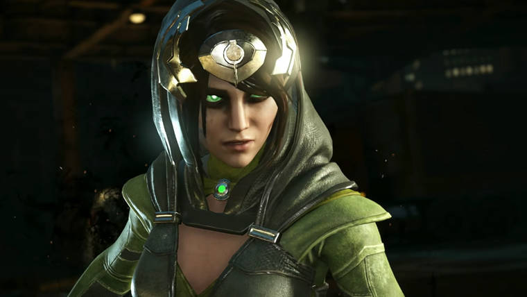 Injustice 2 Enchantress Release Date Revealed In Gameplay Trailer