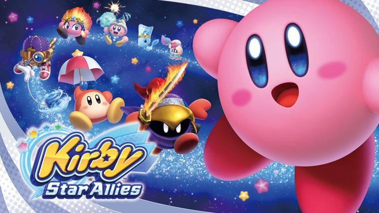 News Nintendo Switch Nintendo Kirby Star Allies