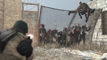 Metal Gear Survive Features Always Online DRM, Microtransactions