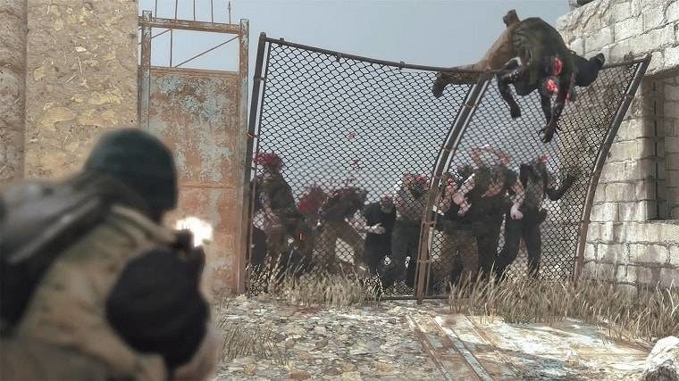 Metal Gear Survive is always online, has microtransactions