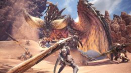 Monster Hunter: World Final Beta Is Now Available To Download On PS4