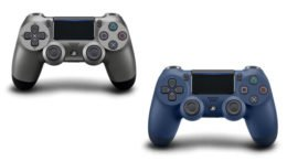 Sony Introducing Steel Black and Midnight Blue Dualshock 4 Variations