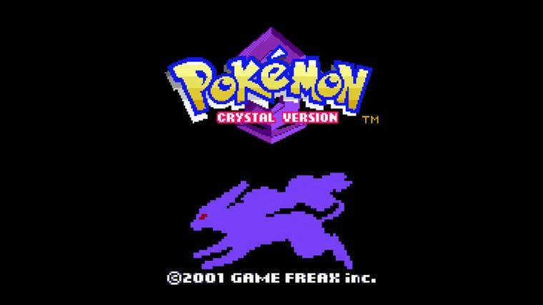 Get Nostalgic With The Launch Trailer of Pokemon Crystal for 3DS