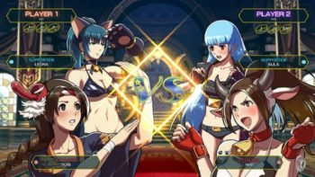 SNK Heroines: Tag Team Frenzy Announced For Nintendo Switch [UPDATE]