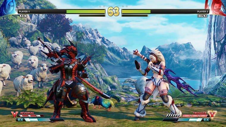 Street-Fighter-V-Monster-Hunter-World
