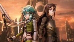Watch the Opening Video of Sword Art Online: Fatal Bullet