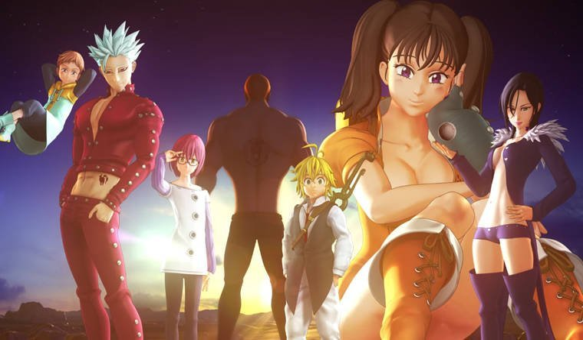 News  The Seven Deadly Sins: Knights of Britannia PlayStation 4 Bandai Namco