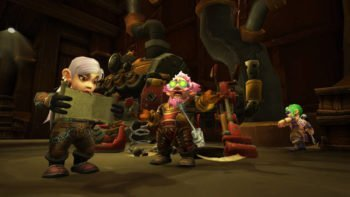 World of Warcraft Introduces Level Scaling in All Areas