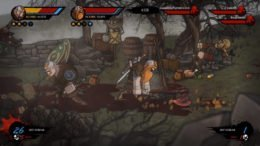 Acclaimed Beat 'em Up Wulverblade Is Making Its Way to PS4, XBO, and PC