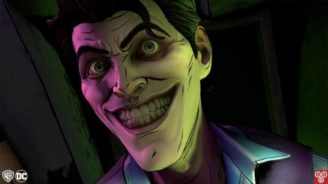 batman Batman: The Enemy Within Telltale Games Image