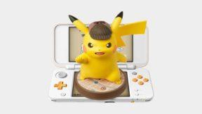 Detective Pikachu Amiibo Revealed in New English Trailer