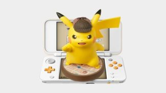Detective Pikachu Amiibo Revealed in New English Trailer