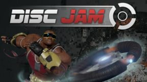 Disc Jam Flies onto Nintendo Switch February 8th