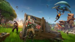 Fortnite mobile PC GAMES playstation Xbox Image