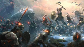 New God of War PS4 Details To Arrive in February