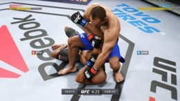 EA Sports UFC 3 Guide: How to Get Out of Submissions Easily