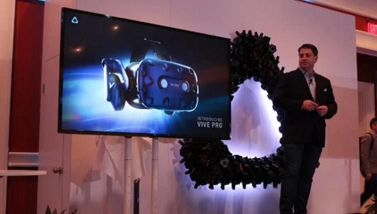 News  VR HTC Vive