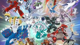 TPC Declares 2018 'the Year of the Legendary Pokemon' with Tons of Giveaways