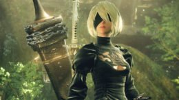 Why 2B's Outfit Actually Kind of Makes Sense