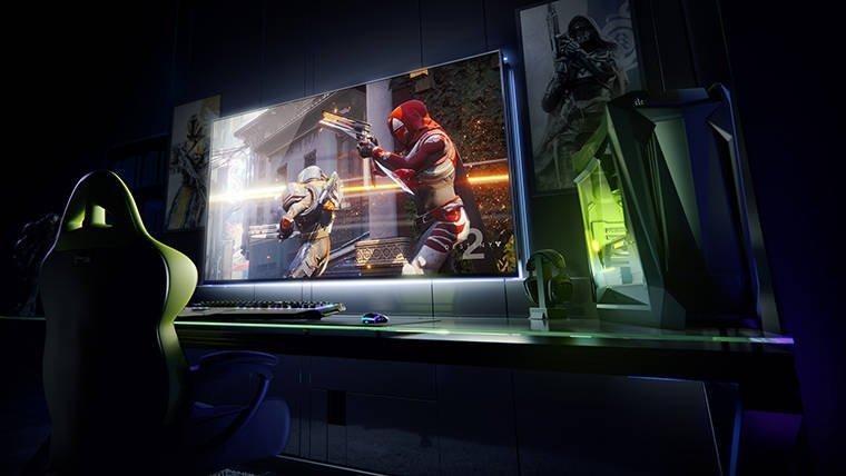 Nvidia 'BFGDs' are 65-inch 4K gaming monitors w