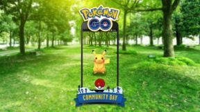 New Pokemon GO Community Day Event Kicks Off with a Special Pikachu