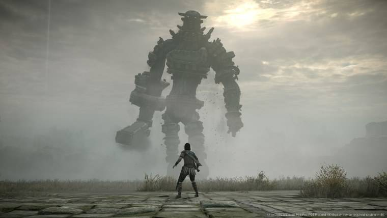 News  United Kingdom Shadow of the Colossus sales PlayStation 4 Bluepoint