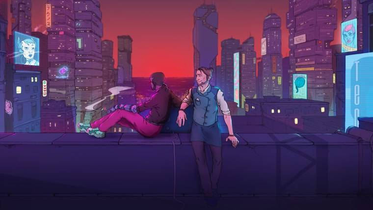 Reviews  The Red Strings Club Steam Indie Gods Will Be Watching