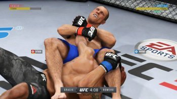 EA Sports UFC 3 Guide: How to Chain Submissions