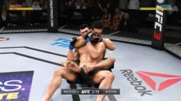 EA Sports UFC 3 Guide: How to Perform Submissions