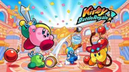 New Abilities Coming to Kirby Battle Royale Today