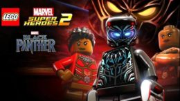 LEGO Marvel Super Heroes 2 Gets Black Panther DLC Today