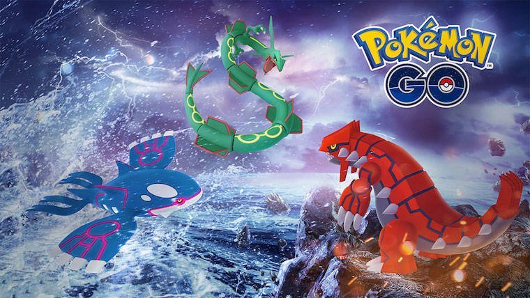 Pokemon Go Announces Legendary Pokemon Event